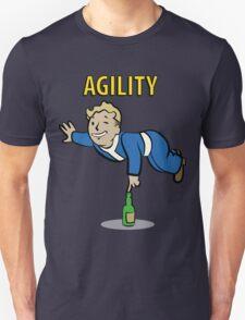 Agility Perk Fallout  T-Shirt