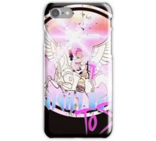 Cyborg -Night begins to Shine iPhone Case/Skin