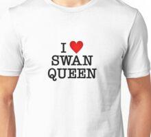 I love Swan Queen Unisex T-Shirt