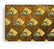 Neko Atsume - Ramses the Great Canvas Print