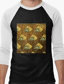 Neko Atsume - Ramses the Great Men's Baseball ¾ T-Shirt