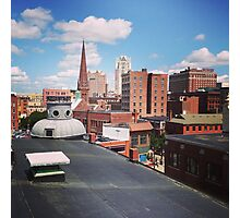 Downtown Providence Photographic Print