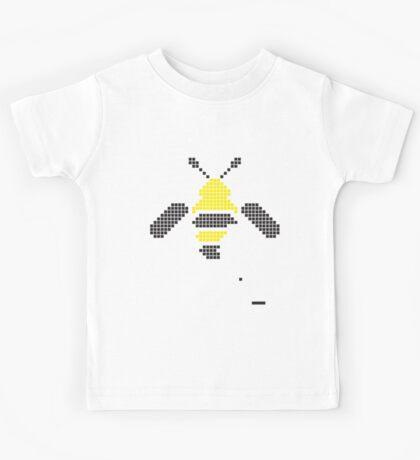 Pixel Bee Kids Tee