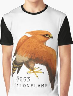 #663 Talonflame Graphic T-Shirt