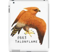 #663 Talonflame iPad Case/Skin