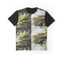 Light Greenery Graphic T-Shirt