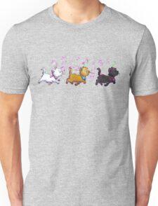 Kitten Trio Unisex T-Shirt