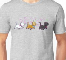 Kitten Trio Unisex T-Shirt