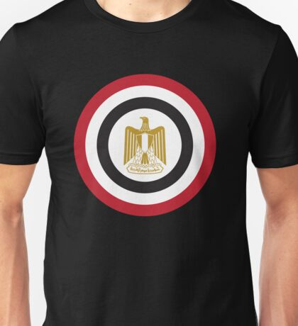Captain Egypt Unisex T-Shirt