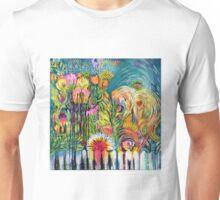 Angel in the Garden Unisex T-Shirt