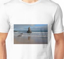 Reflections in Sand on Sango Bay Unisex T-Shirt