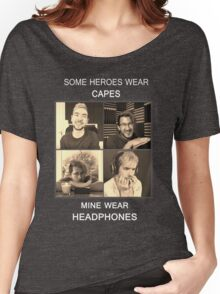 Markiplier and Jacksepticeye: Heroes Women's Relaxed Fit T-Shirt