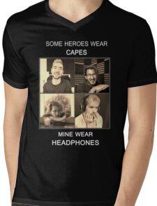 Markiplier and Jacksepticeye: Heroes Mens V-Neck T-Shirt