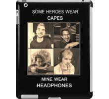 Markiplier and Jacksepticeye: Heroes iPad Case/Skin