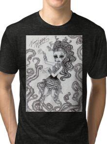 Iconic Venus McFlytrap Tri-blend T-Shirt
