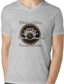 This is Bowling. Mens V-Neck T-Shirt