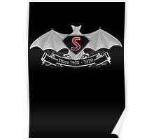Batman v Superman Classic Poster