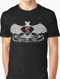 Batman v Superman Classic Graphic T-Shirt