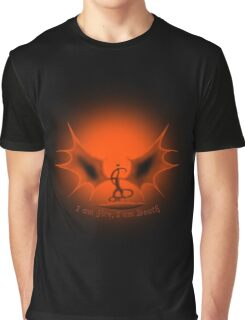 I am Fire, I am Death Graphic T-Shirt