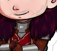 Dragon Age -- Cullen Chibi Sticker