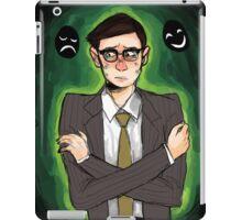 Ed Nygma iPad Case/Skin