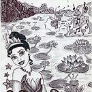 Monochrome Princess Tt by Kashmere1646