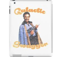 Galactic Swagger with Lando Calrissian iPad Case/Skin