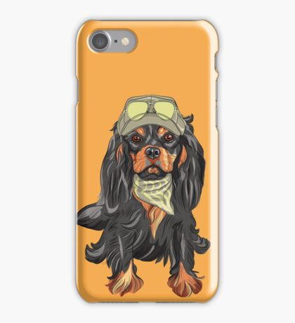 Cavalier King Charles Spaniel iPhone Case/Skin