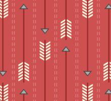 Arrows_Red Sticker