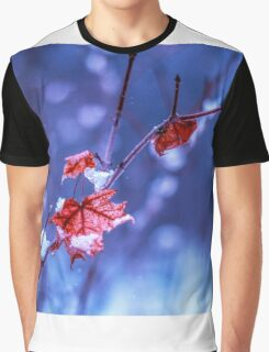 Colorful Winter Graphic T-Shirt