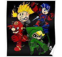 City Smash Bros. Poster