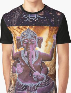 Ganesh - Remover of Obstacles Graphic T-Shirt