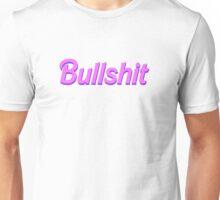 Bullshit Barbie Unisex T-Shirt