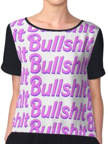 Bullshit Barbie Chiffon Top
