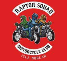 Raptor Squad Kids Tee