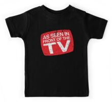 As Seen In Front of the TV Kids Tee