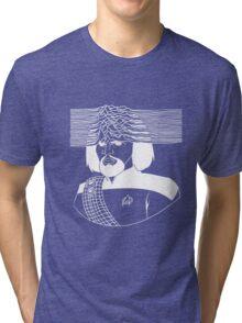 Worf Division Tri-blend T-Shirt