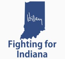 Indiana for Hillary One Piece - Short Sleeve