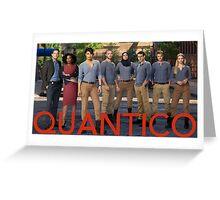 Quantico Greeting Card