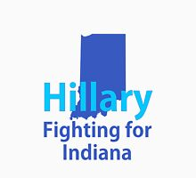 Indiana for Hillary Unisex T-Shirt
