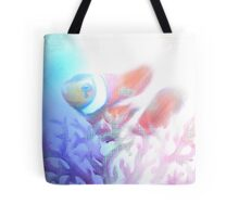 SOS- Save our Scales, Stop the destruction of the Reef Tote Bag