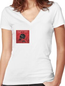 One Love (Marianas Trench) Women's Fitted V-Neck T-Shirt