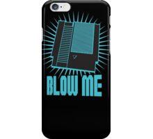 Nintendo Blow Me Cartridge Funny T-Shirt iPhone Case/Skin