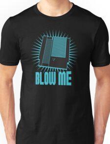 Nintendo Blow Me Cartridge Funny T-Shirt Unisex T-Shirt