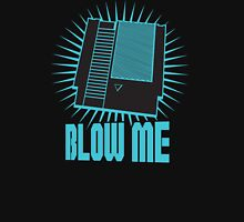 Nintendo Blow Me Cartridge Funny T-Shirt Unisex T-Shirt