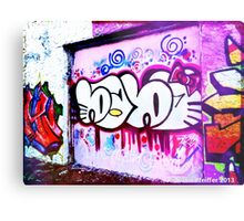 Graffiti, West Philly- September 2013 Metal Print