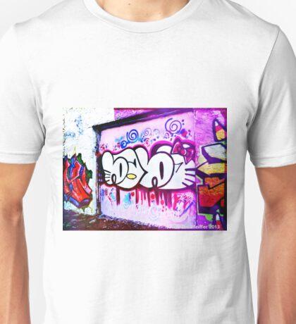 Graffiti, West Philly- September 2013 Unisex T-Shirt