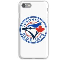 logo 2016 toronto blue jays logo iPhone Case/Skin
