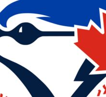 logo 2016 toronto blue jays logo Sticker