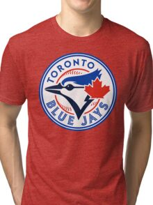 logo 2016 toronto blue jays logo Tri-blend T-Shirt